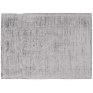 Tapis Echo gris/silver, Toulemonde Bochart