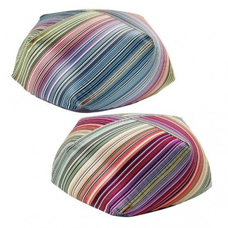 Pouf Claremont diamant by Missoni Home