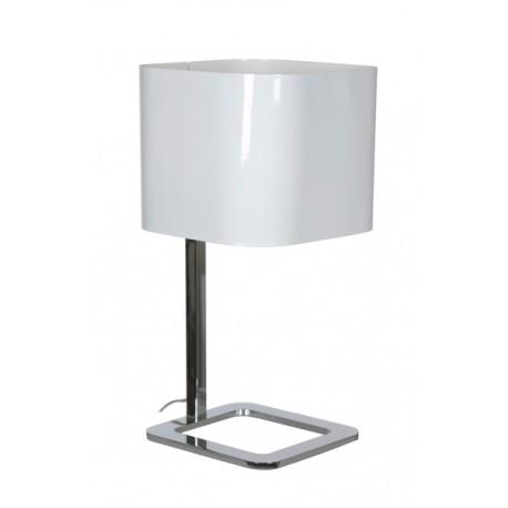 Lampe Quadro blanche