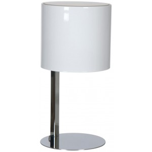 Lampe Circle Two blanche