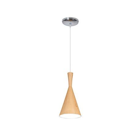 Suspension Clessidra Wood clair, Linea Verdace