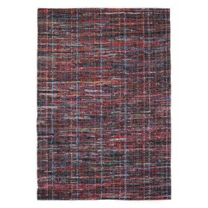 Tapis Harris rouge, The Rug Republic