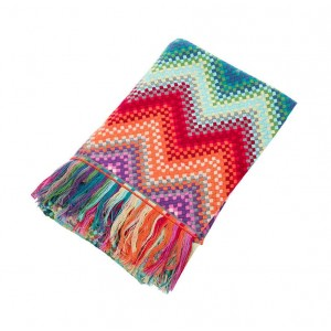 Plaid Sandra Missoni Home