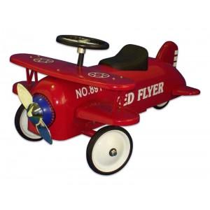 Porteur avion rouge, Protocol