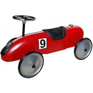 Porteur voiture 9 rouge, Protocol