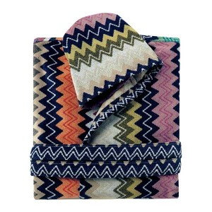 Peignoir capuche Taylor, Missoni Home