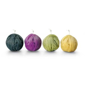 Set de 4 bougies Gomitolo 170, Missoni Home