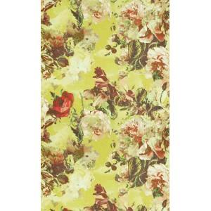 Papier peint Flamboyant Pollen, Jean Paul Gaultier