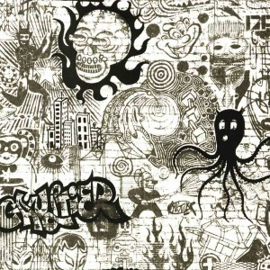 Papier peint Ernest, Jean Paul Gaultier