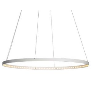 Suspension Circle Ø60 blanche Le Deun Luminaires