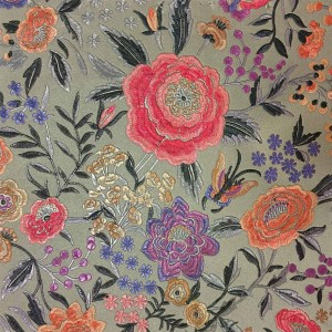 Papier peint Oriental Garden Azale, Missoni Home