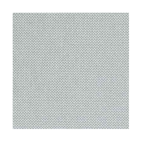 Papier peint Mini Chevron gris/bleu, Missoni Home
