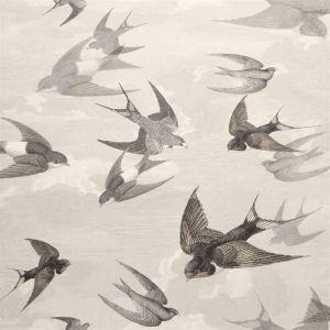 Papier peint Chimney Swallows Dusk, John Dorian
