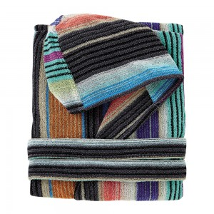 Peignoir capuche Viviette 160, Missoni Home