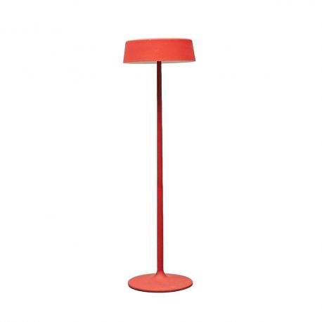 Lampadaire China rouge, Penta Light