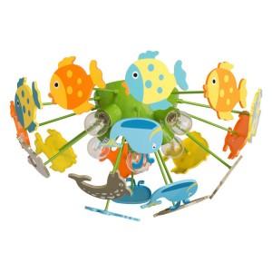 Plafonnier enfant poissons, MW