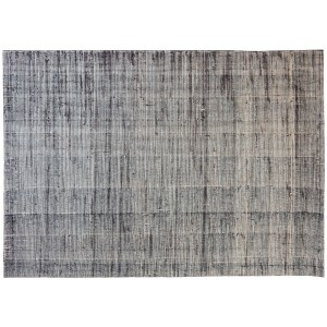 Tapis Belit gris, The Rug Republic