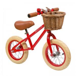 Mon Premier vélo rouge, Banwood