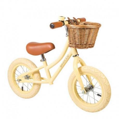 Draisienne-Mon Premier vélo vanille, Banwood