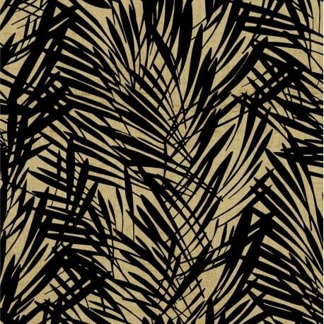 Papier peint Palmeraie Art Deco, Lelièvre