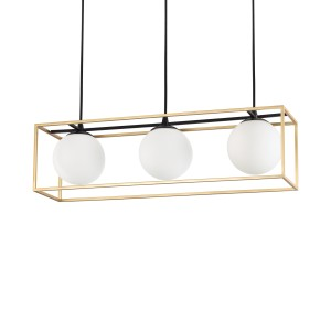 Suspension Lingotto, Ideal Lux