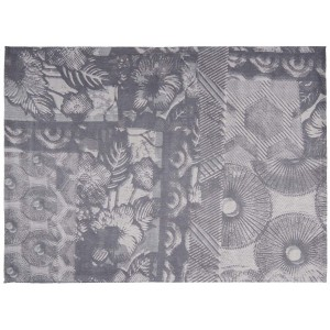 Tapis Jungle gris, Toulemonde Bochart