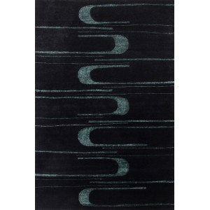 Tapis Modulation Obsidienne, Toulemonde Bochart