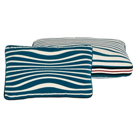 Coussin Reversible baltique Jean Paul Gaultier