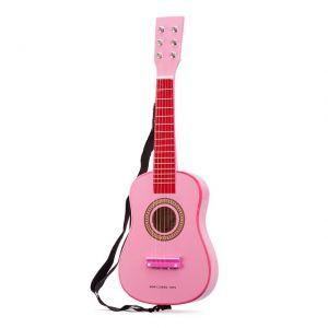Guitare classique rose, Protocol