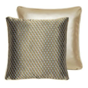 Coussin Golden Gate Or, Lelievre