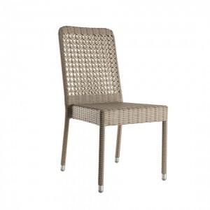 Chaise exterieur en résine Antibes, KOK Maison