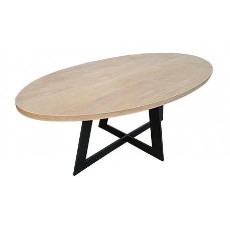 Table de repas ovale Carat