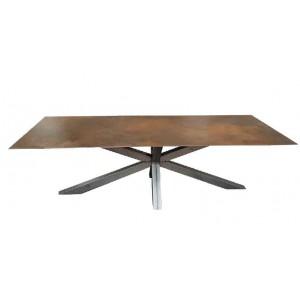 Table salle à manger Céramique Titan Rallonges