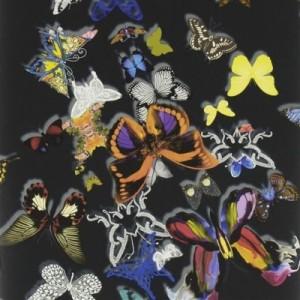 Papier peint Butterfly Parade oscuro, Christian Lacroix