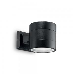 Applique extérieur Snif noire, Ideal Lux