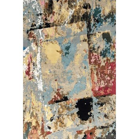Tapis Palette multicolore, Toulemonde Bochart