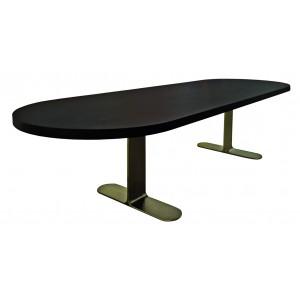 Table de salle à manger Wax ovale, PH Collection