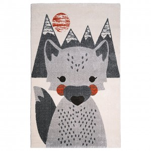 Tapis enfant Mr Foxe, Nattiot