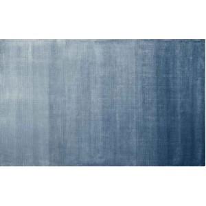 Tapis Capisoli Delft Designers Guild au dégradé de bleus