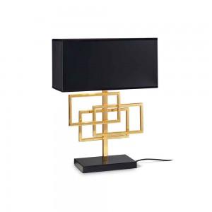 Lampe Luxury doré, Ideal Lux