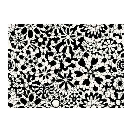 Tissu Vevey B&W by Missoni Home