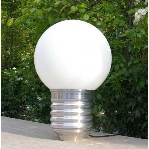 Lampe Basic Exterieur by Hisle