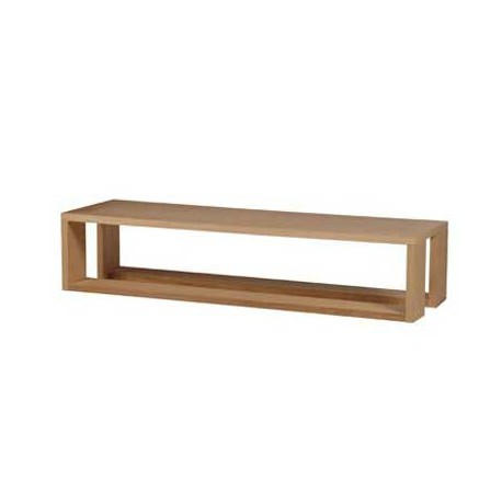 Table basse rectangulaire Chillian