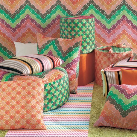 Collection Macrocrochet Outdoor by Missoni Home