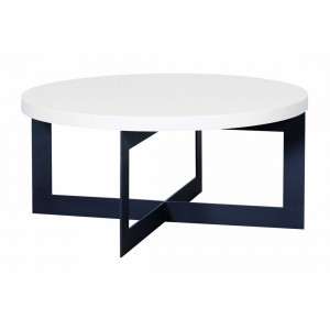 Table basse Cross ronde, PH Collection